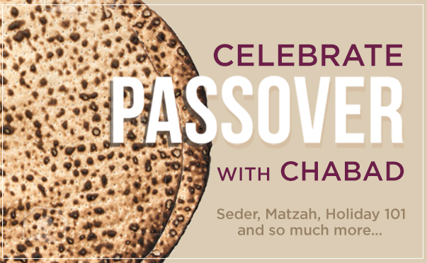 Pesach with Chabad of Grass Valley, Nevada County, Nevada City, Colfax, Penn Valley